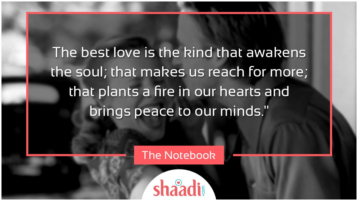 test Twitter Media - #Shaadi LoveQuote: Love can be everything you want it to be! https://t.co/U0qjhNqQuV
