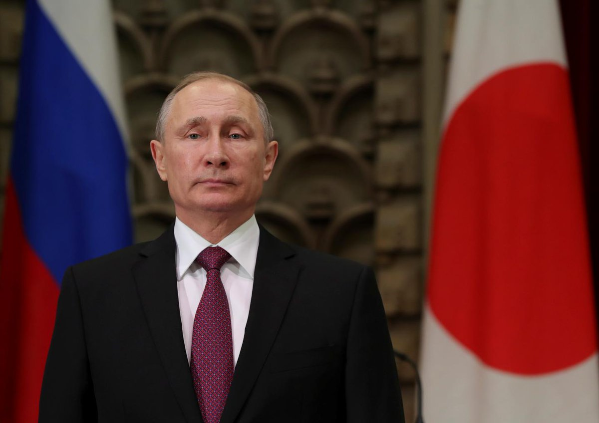 Japan and Russia still won't sign a WWII peace deal—which is a big obstacle to trade
