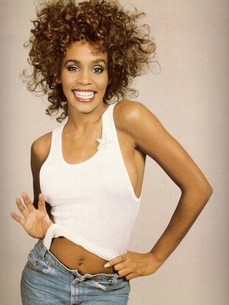 Happy Birthday to the woman with the voice we will never forget Whitney Houston