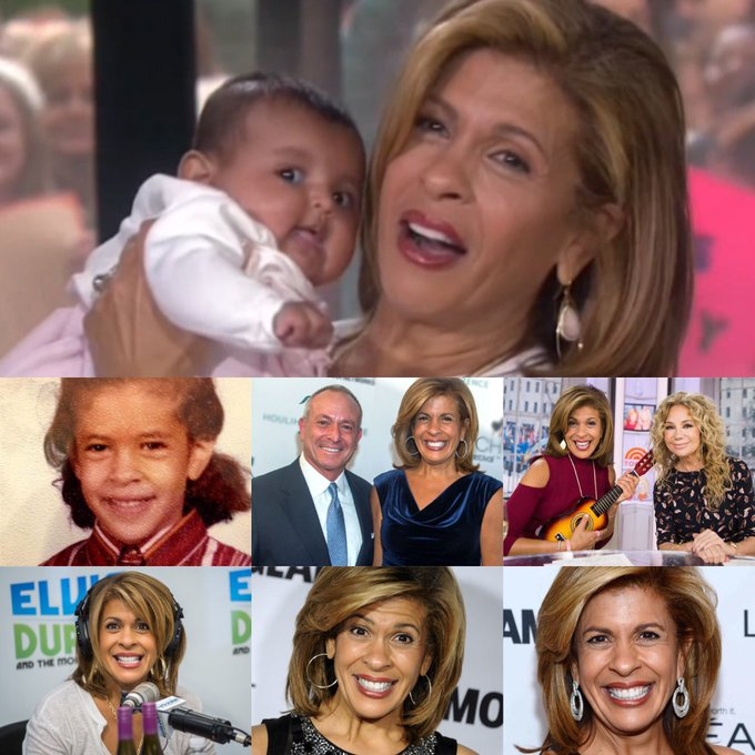 Happy 53 birthday to Hoda Kotb. Hope that she has a wonderful birthday.  God bless you.
