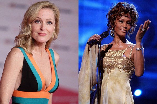 August 9: Happy Birthday Gillian Anderson and Whitney Houston