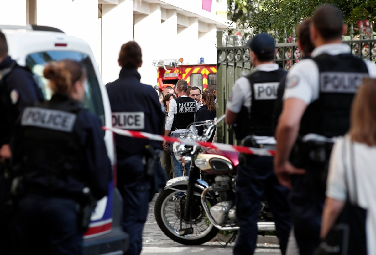 Car attack on Paris soldiers: What we know