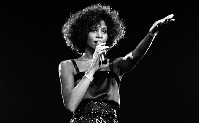 Happy Birthday to the LEGEND, Whitney Houston! She would have been 54 years old today.
