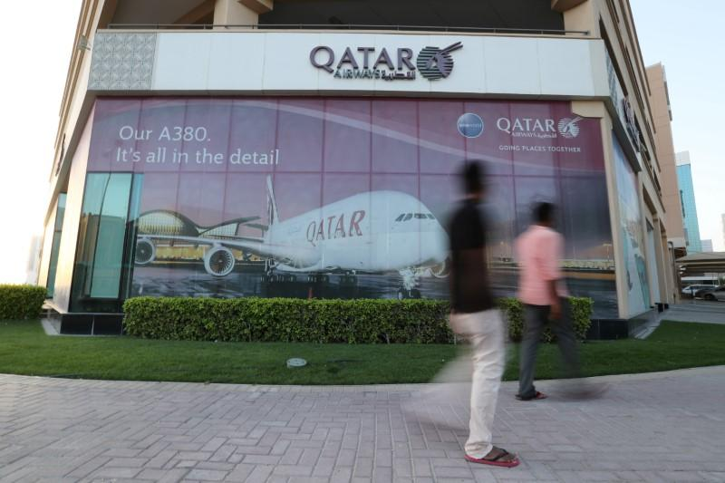 Qatar Airways says will receive first Airbus A350-1000 this year