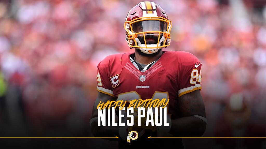 RT to wish #Redskins TE @NilesP_ a happy birthday! #HTTR https://t.co/HaTUgMvrLT