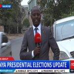 Kenya Presidential Elections Update