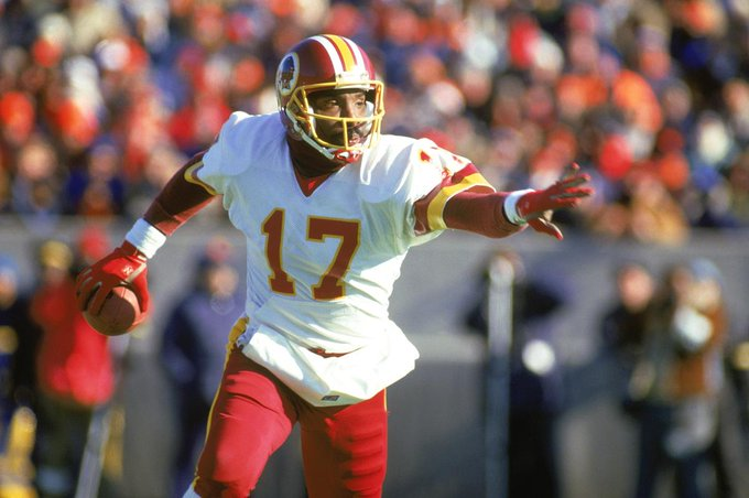 Happy BDay to lifetime member, XXII Super Bowl MVP Doug Williams!