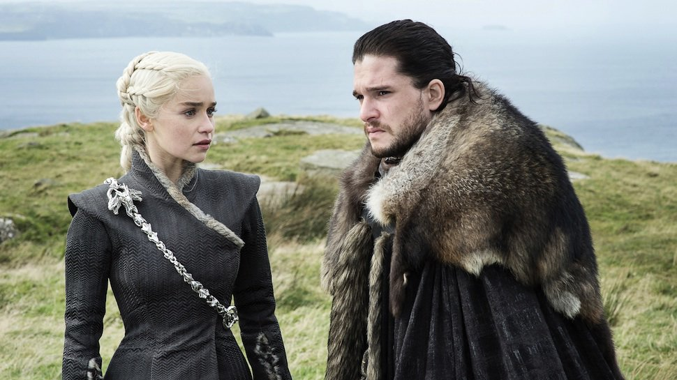 Photos of the next #GameOfThrones episode are all doom and gloom: https://t.co/HFsTKxkR3z https://t.co/L4UYN12E2u
