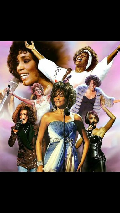 Happy 54th Birthday Whitney Houston!!!