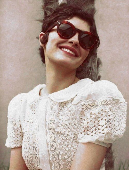 Happy birthday Audrey Tautou!