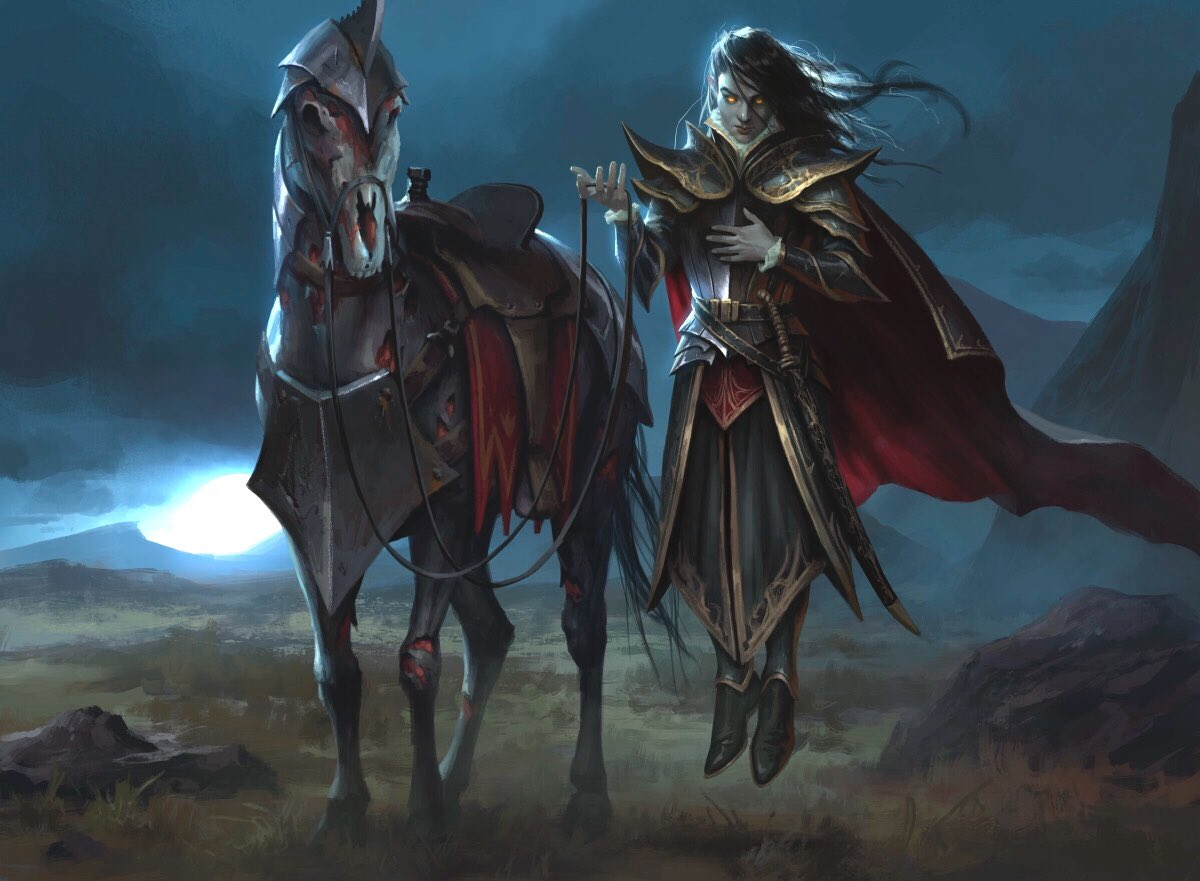 test Twitter Media - Bloodsworn Steward - Commander 2017 #mtg #mtgc17 #vampire https://t.co/eHSAvOUDMW