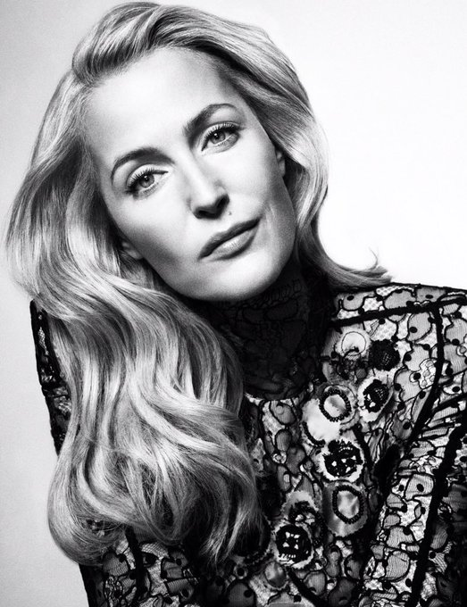 Happy Birthday Gillian Anderson The Walker Collective - A Law Firm For Creatives