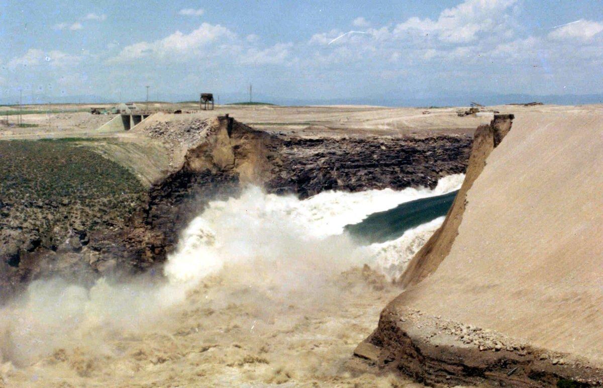 Twila Van Leer: When Teton Dam flood took her genealogy