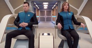 Go behind the scenes of Seth MacFarlane's 'The Orville'
