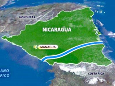 """Canal interoceánico de Nicaragua """"sin fecha oficial"""" de construcción - Diario Co Latino"""