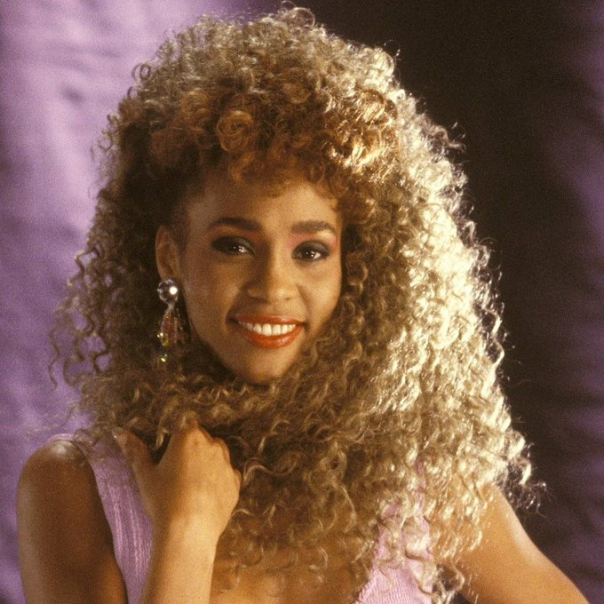 Happy Birthday to the late, great Whitney Houston
