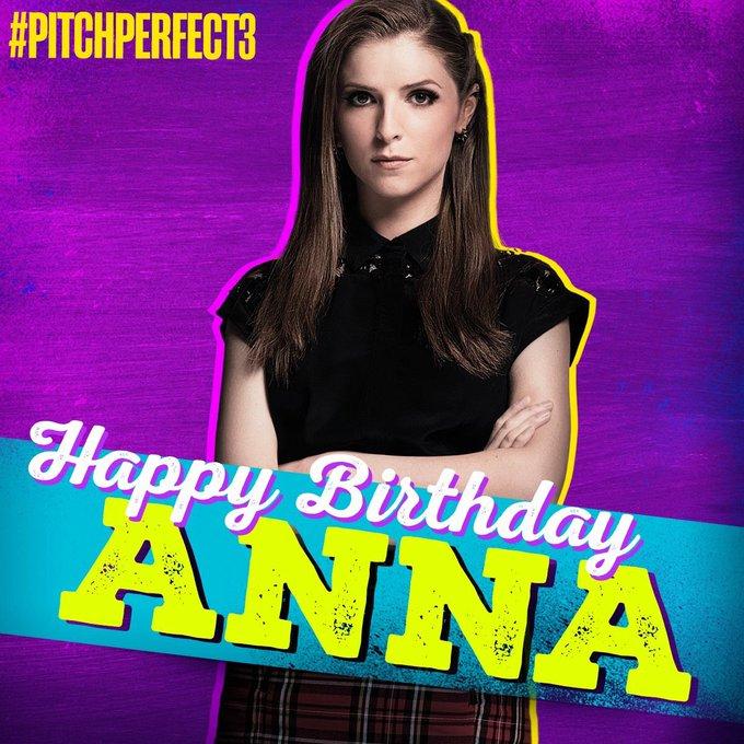 Happy birthday, Anna Kendrick! We love you awesome nerd!
