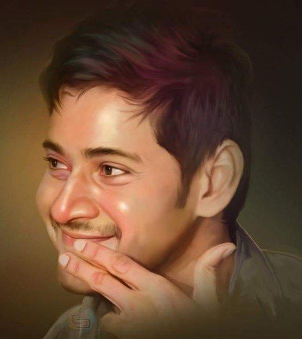 Happy birthday to you Mahesh babu. I  love you.....     ..