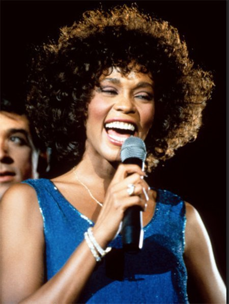 Whitney Houston would\ve turned 53 today. Happy birthday to this legendary singer!