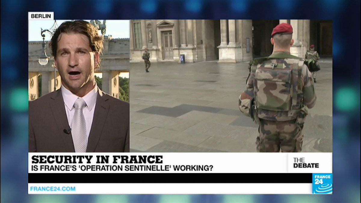 "?? Security in France: ""You need to be versatile to fight terrorism"""