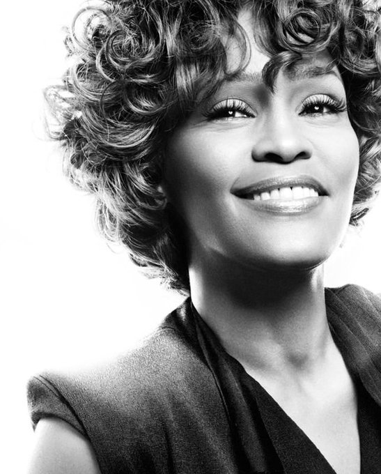 Happy Birthday Whitney Houston! RIP.