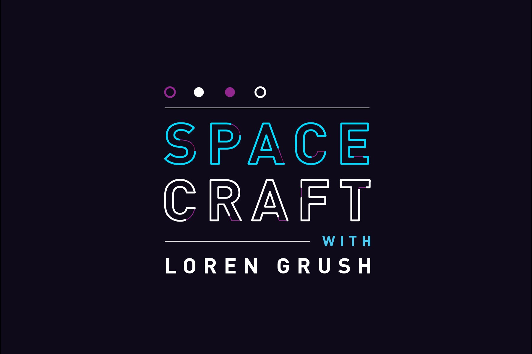 psst @lorengrush's new show launches on tuesday and it's out of this world https://t.co/DKZktnX5iR