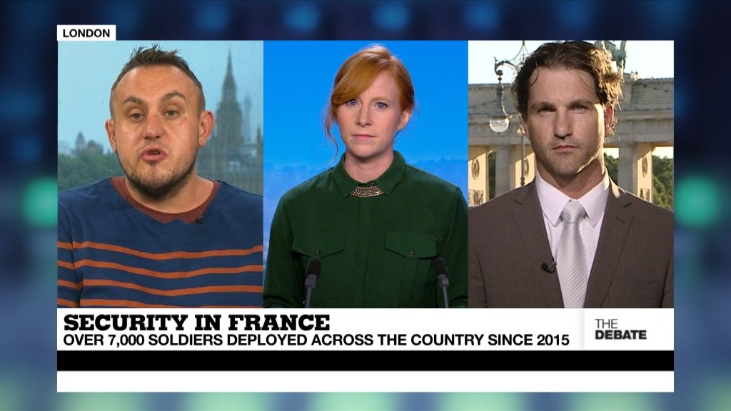 """THE DEBATE - Security in France: Is France's """"Opération Sentinelle"""" still working?"""