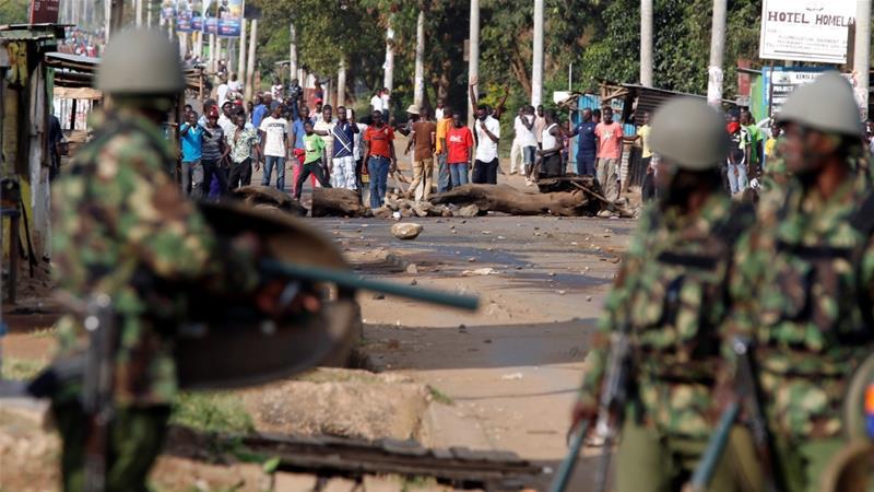 In Kenya's Kisumu, prayers for 'Baba' Odinga's presidency