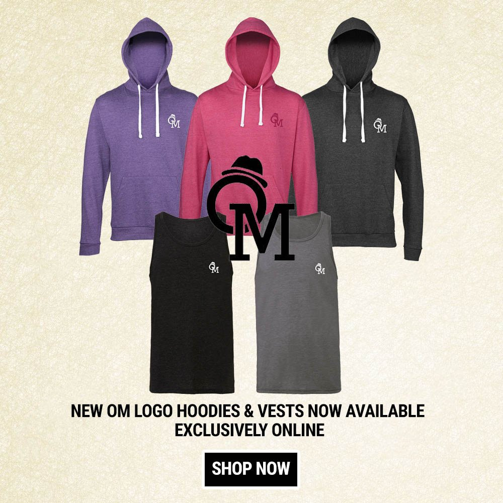 Brand new hoodies and merch available from the Olly store: https://t.co/RAre2RhJOr OllyHQ https://t.co/7nSV36t3hZ