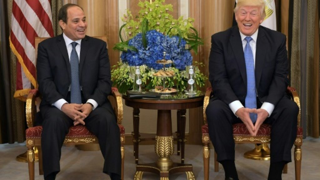 Egypt criticises US decision to cut aid as Kushner visits