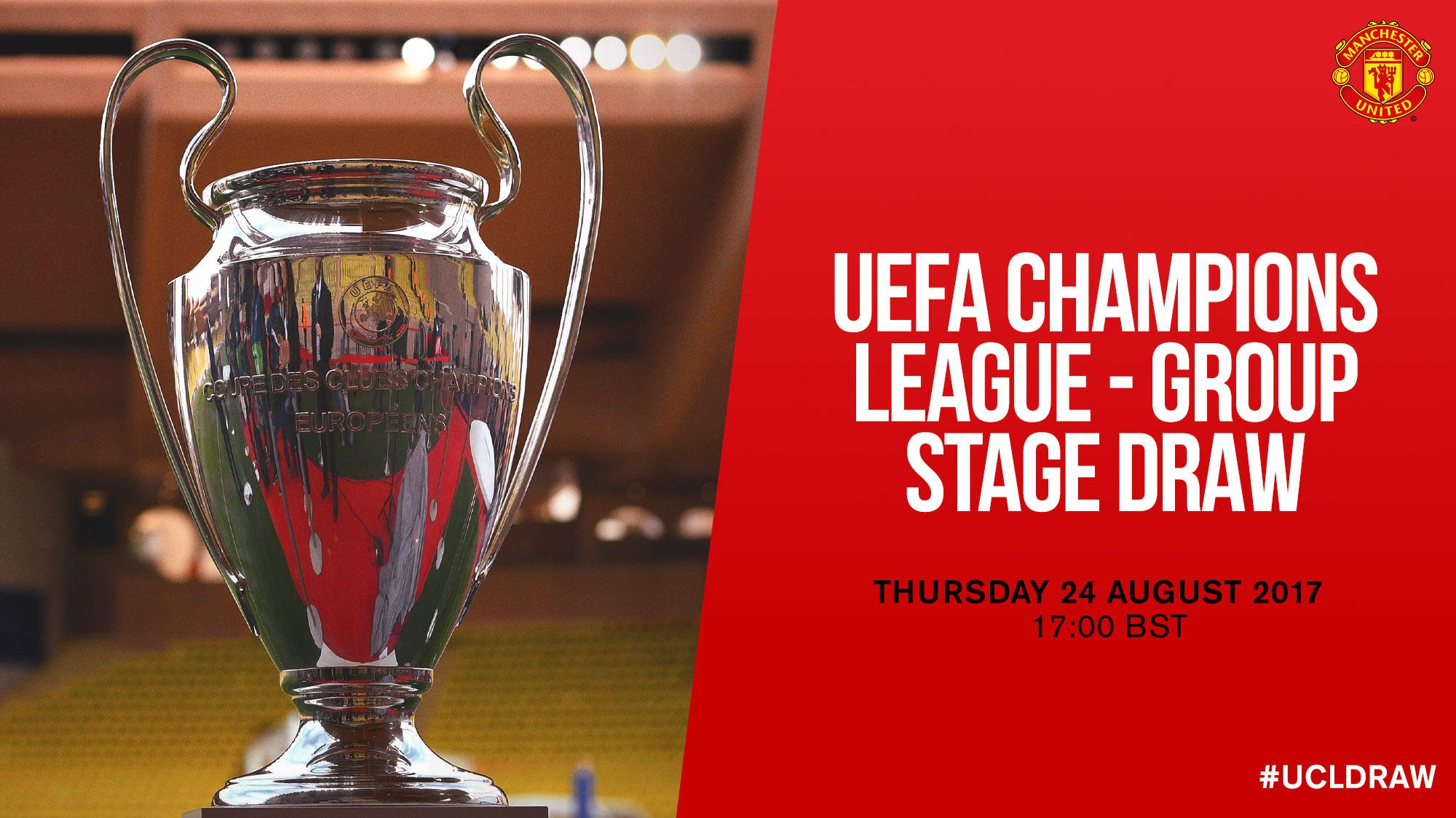 Today's the day - who do you want in the #UCLdraw?  Full details: https://t.co/9fVBbllYf0 https://t.co/ZKIjjB2loi