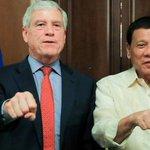 Australia defends intelligence chief after Duterte photo