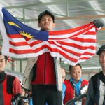 Ezuan keeps his cool for gold medal finish in men's 50m rifle prone