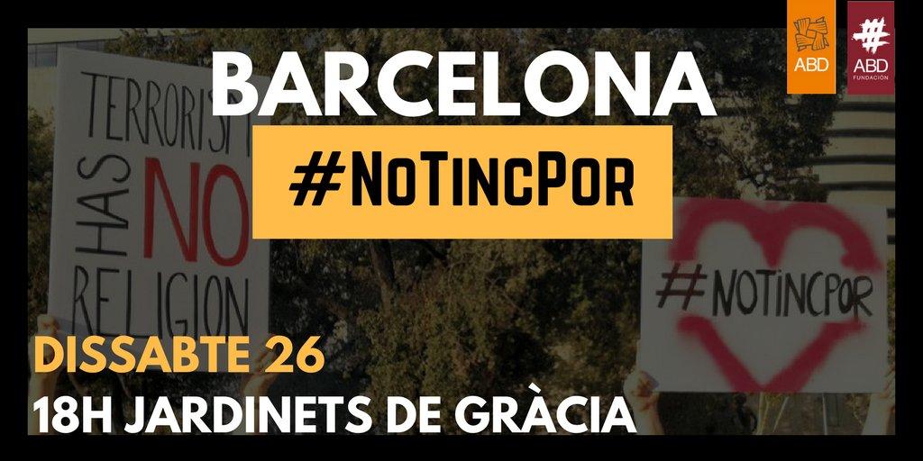 test Twitter Media - ✅📢ABD estarà present a la manifestació ciutadana sota el lema #NoTincPor Animem a tots els professionals, voluntaris i usuaris a sumar-s'hi! https://t.co/LQKWuVCuSk