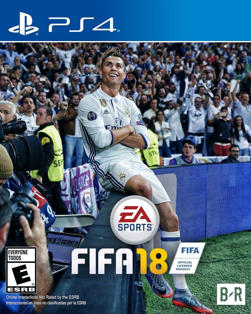 RT @brfootball: Cristiano's alternative #FIFA18 covers... 😂 https://t.co/GVHdODnK1z