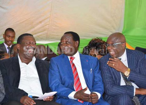 We will not accept a two-minute judgement again, Mudavadi says