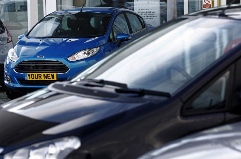 Ford becomes latest carmaker to launch UK scrappage scheme https://t.co/l7SSACjehy https://t.co/WIsbKQLJWT
