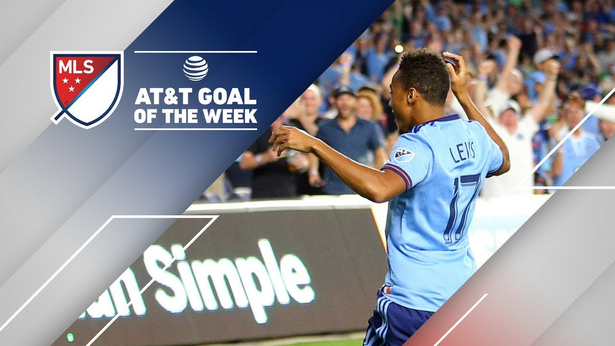Week 24 | AT&T Goal of the Week https://t.co/8ySrOro1Mq https://t.co/pZNQVOf7K7