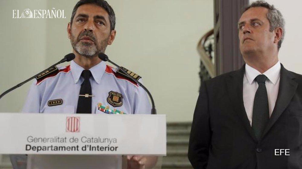 Tres aciertos y seis fallos en la actuación de los Mossos ante los atentados en Cataluña