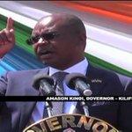 Governors Amason Kingi, Hassan Joho hint at 2022 coast region presidential candidate