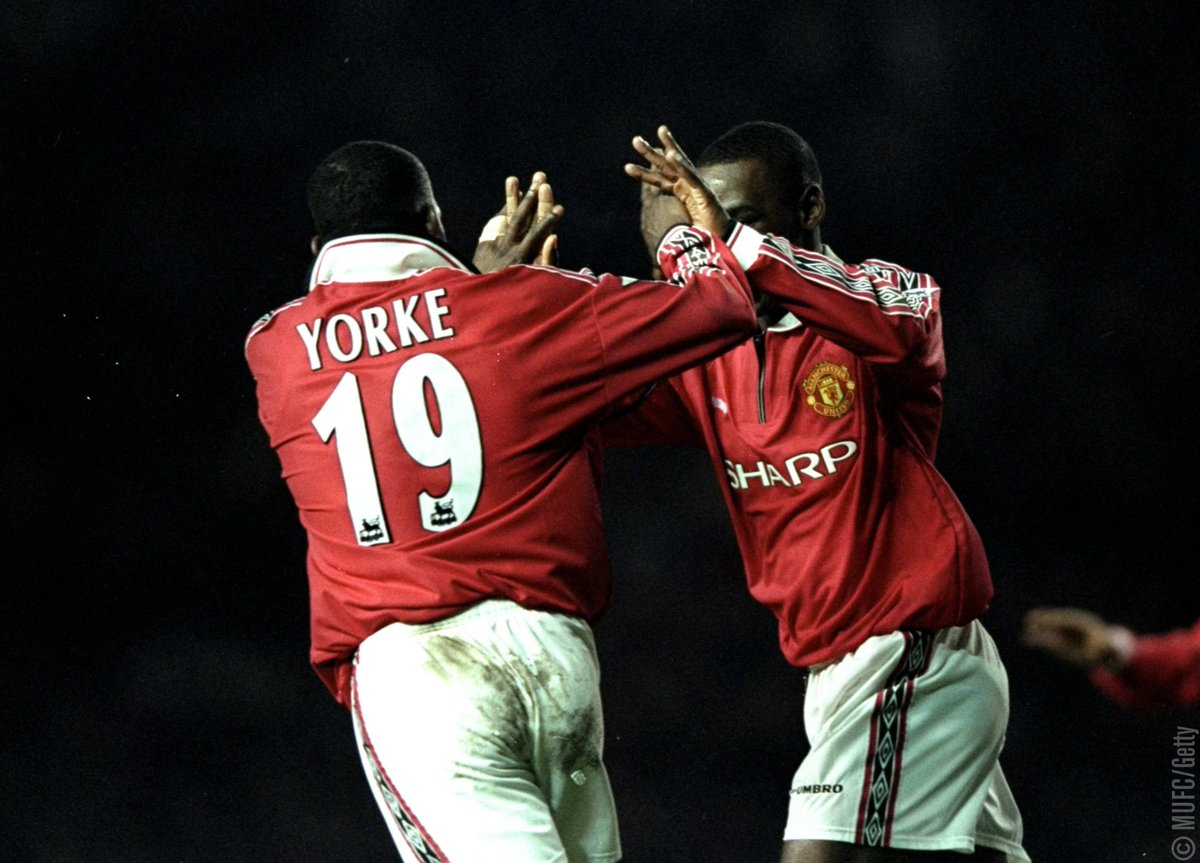 It's 19 years since Dwight Yorke made his #MUFC debut!