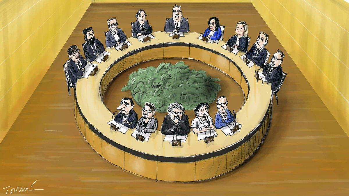 Podemos y nacionalistas van al pacto antiterrorista a hacerse la foto Por @anaigracia