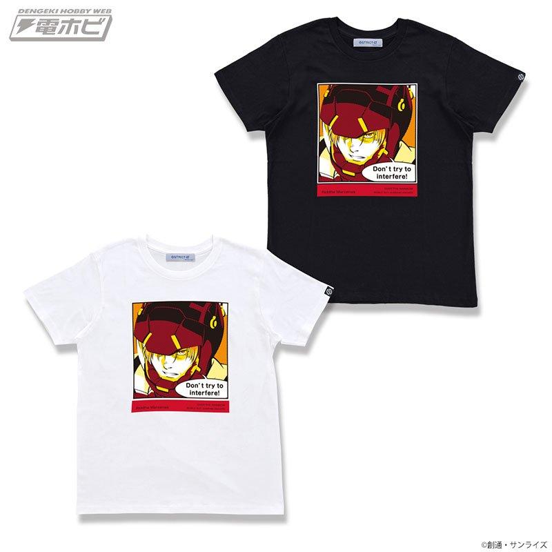 「ガンダムUC限定Tシャツ」をSTRICT-Gで販売!ALPHAコラボ2017モデルの展示も!【#C3AFA TOKYO