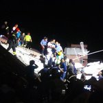Two dead, children trapped after quake hits Italy holiday island of Ischia