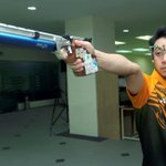 Loss of focus costs Johnathan Wong gold in men's 50m pistol