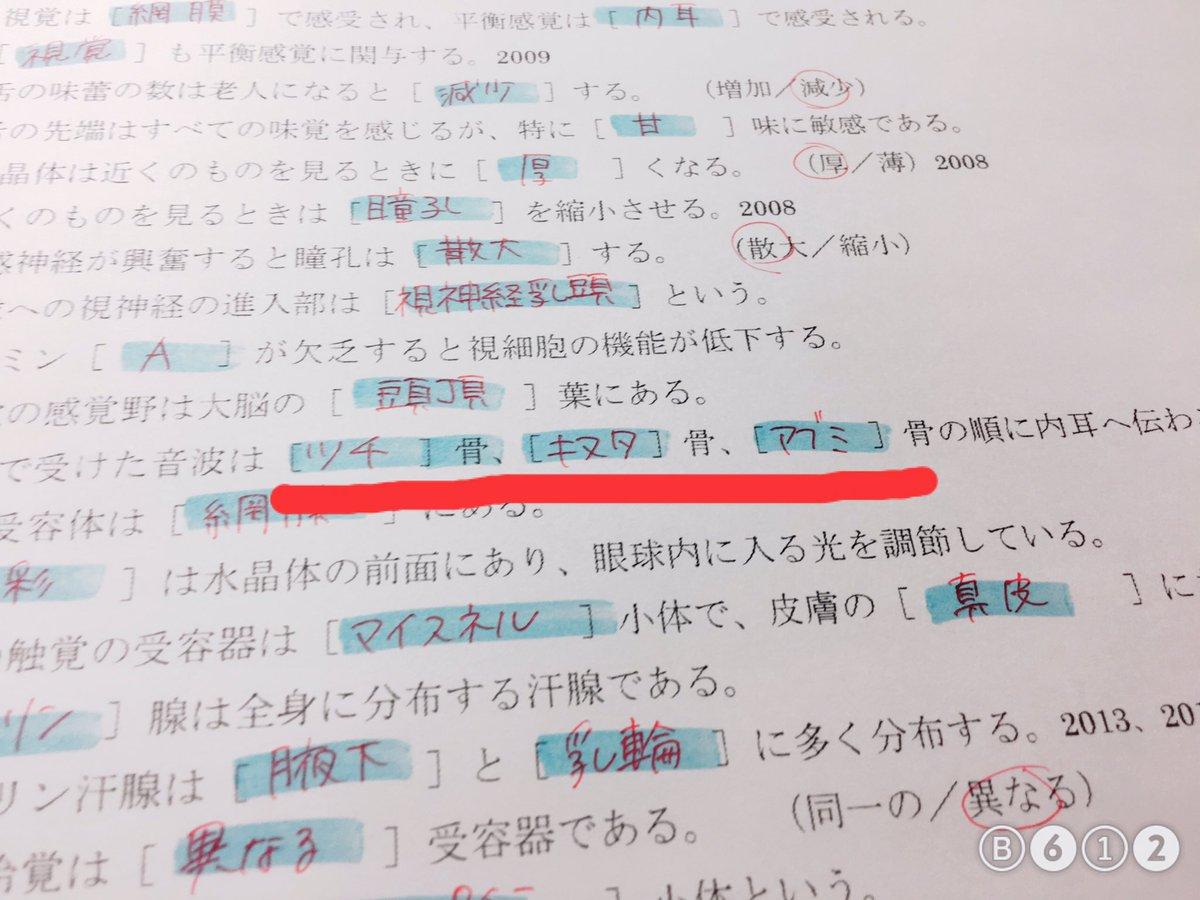 明日のテストに向けて…。櫻子さんの足元には死体が埋まっているのあのシーンしか思い出さん笑笑