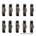 #東京ゲームショウ 先行販売商品3#進撃の巨人 定番の #ヒットケース #印鑑ケース #エレン #リヴァイ #エルヴィン