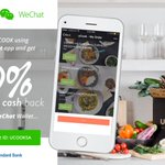 UCOOK Partners With WeChat To Bring Mobile Payments To Users