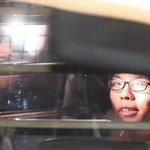 Jailed Hong Kong activist Wong back in court