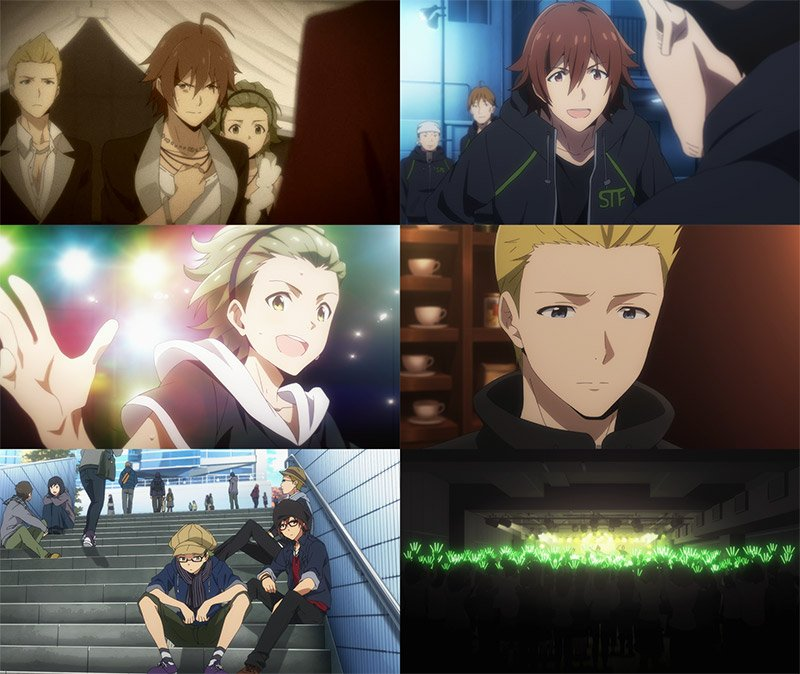 9/30放送の前日譚「THE IDOLM Prologue SideM -Episode of Jupiter-」は、ア